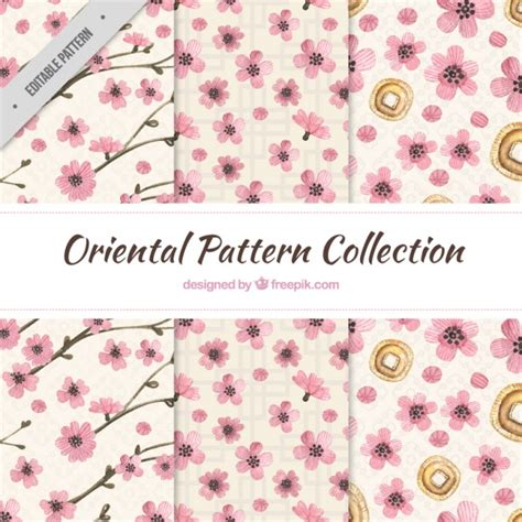 watercolor floral pattern vector free download watercolor floral patterns vector free download