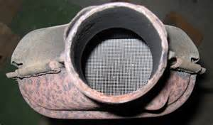 Clogged Cadillac Converter How To Unclog A Clogged Catalytic Converter