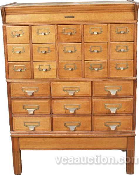Filling Cabinet Tiger 3 stacking tiger oak filing cabinet system