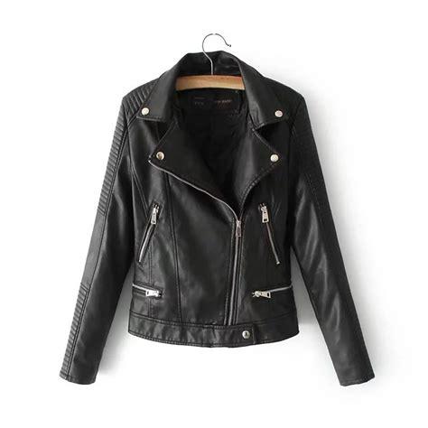 chaqueton de cuero chaqueta cuero cl 225 sica aroma de mujer
