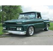 1965 GMC Short Bed Small Window Truck C10 Resto Mod Hot
