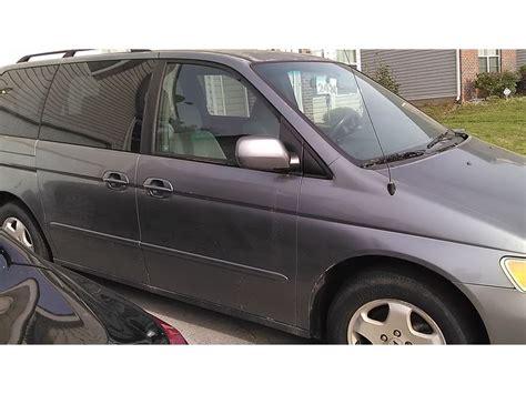 2001 honda odyssey for sale by owner 2001 honda odyssey car sale in loganville ga 30052