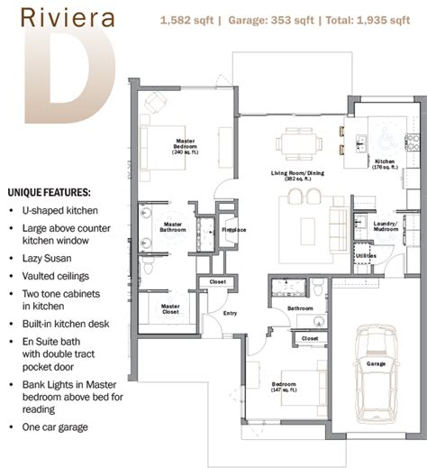 floor plans for patio homes retirement patio homes senior living riviera