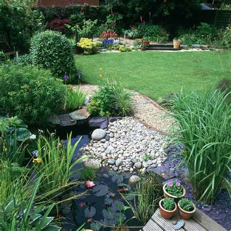 easy backyard pond ideas diy easy landscaping ideas with low budget