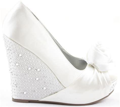 prom platform wedges high heels peeptoe wedge