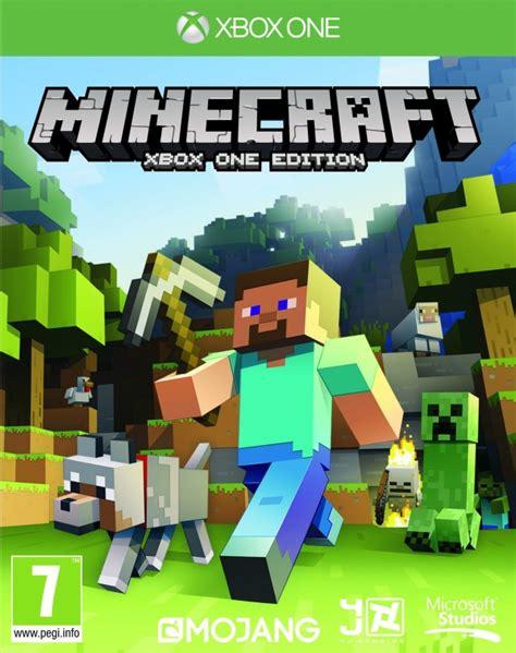 Xbox One Minecraft minecraft xbox one edition box for xbox one gamefaqs