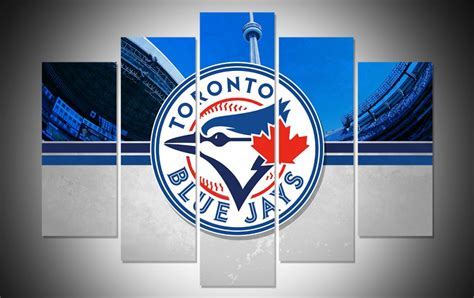 Toronto Blue Jays toronto blue jays wall canvas prints paintings