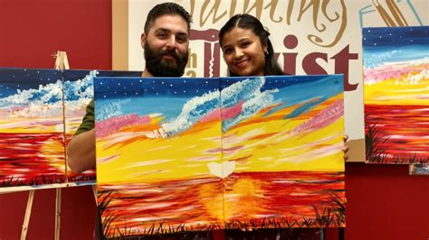 paint with a twist tallahassee fl great v day yelp