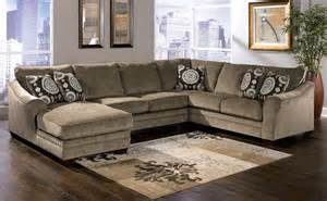 Signature cosmo chaise left sectional marble