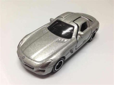 Tomica Mercedes Sls Amg m 244 h 236 nh xe tomica standard 91 mercedes sls amg hoanganhtrang