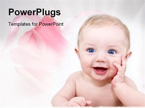 template ppt baby free free powerpoint templates baby