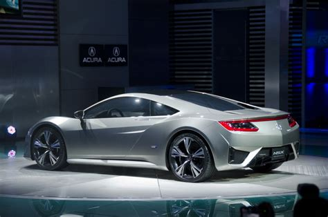 Acura Made In Acura S New Supercar Will Be Made In The Usa Psfk