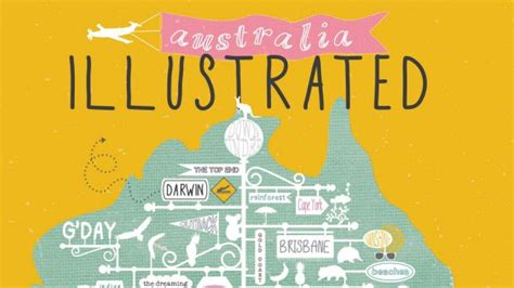 australia illustrated books canberra author tania mccartney celebrates australia in