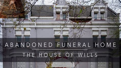 historic funeral home the house of wills cleveland ohio