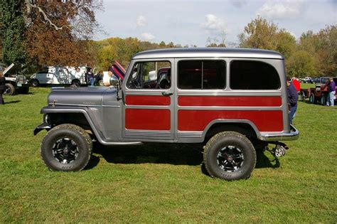 jeep station wagon lifted 93 best images about willys wagons on pinterest sedans