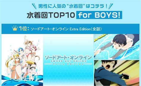 maschi in costume da bagno i migliori episodi anime in costume da bagno per i fan