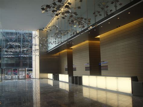 Nyc Social Security Office by Premier New York City Office Tower Optimizes Lobby