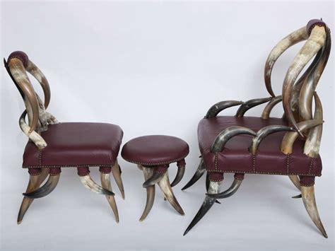 Horn Furniture steer horn furniture at 1stdibs