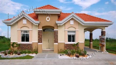 house design with rooftop philippines bungalow house roof design philippines youtube