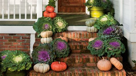 fall decorating ideas southern living front door harvest fall decorating ideas southern living