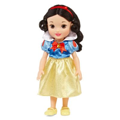 disney collection snow white toddler doll jcpenney