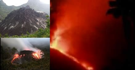 detik detik kiamat misteri akhir jaman gunung kelud meletus dahsyat
