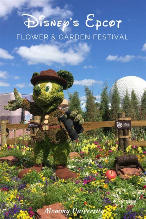 Nj Flower And Garden Show Explores Disney S Flower And Garden Festival