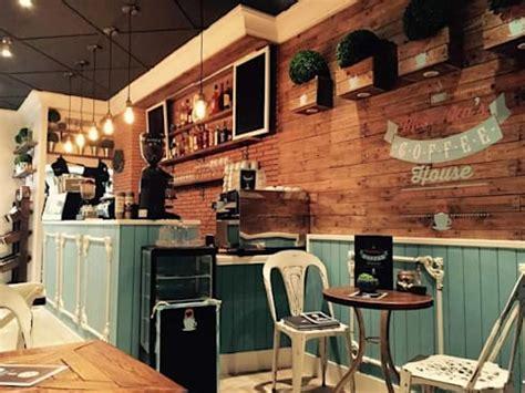 imagenes retro para restaurante mobiliario para cafeteria de desvan vintage homify