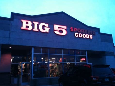 big 5 sporting goods sporting goods