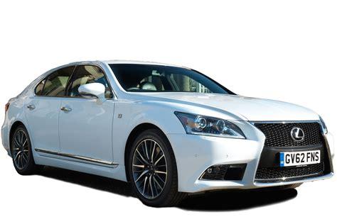Luxury Ls by Lexus Ls Saloon Cutout Jpg
