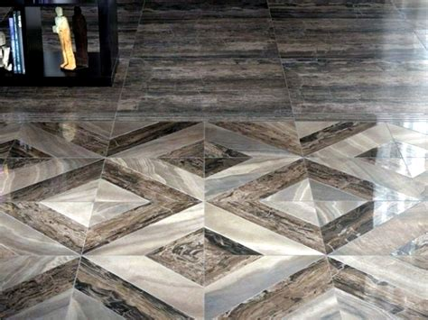 Durable Hardwood Floors porcelain tile with the look of wood and marble effect