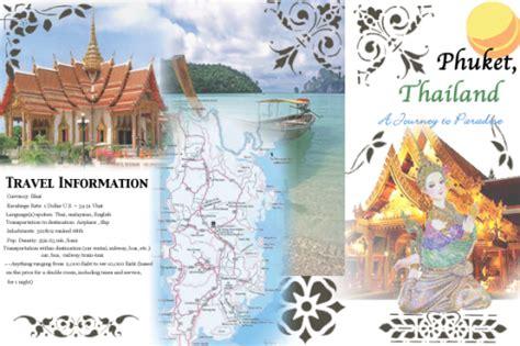 Wedding Travel Brochure by 35 Best Travel Brochures Exles Cssdive