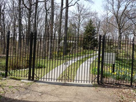 Prospect Hill Garden Center by Friends Cemetery Prospect Park Forgotten New York