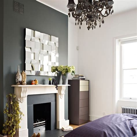 chimney breast in bedroom dark and dramatic bedroom modern bedroom designs housetohome co uk