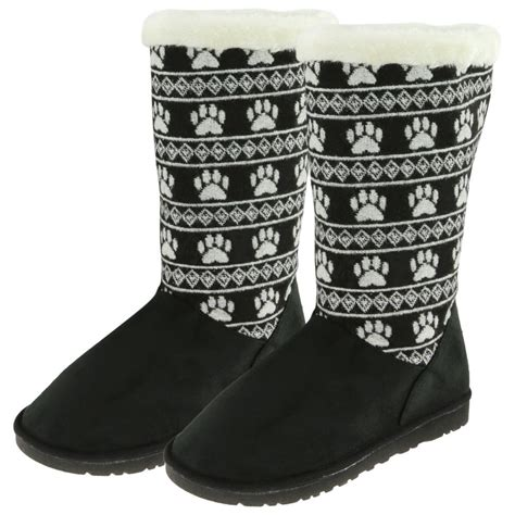 paw boots for paw print knit boots the animal rescue site
