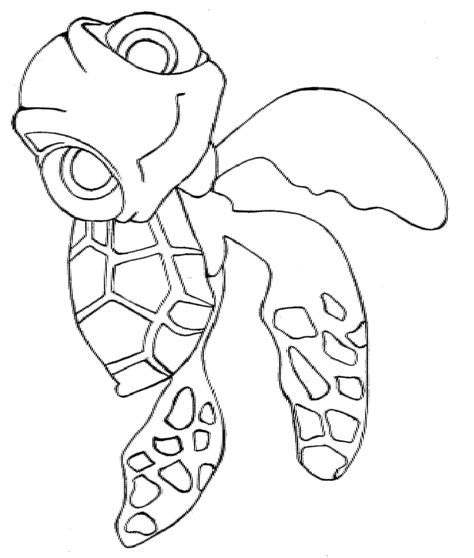 coloring pages of finding nemo az coloring pages