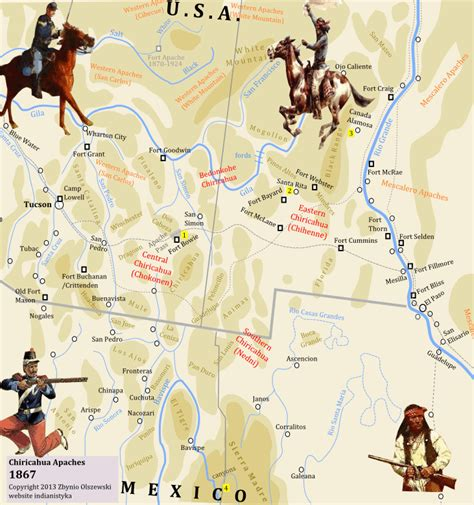 american apache map apache wars 1867 apacheria it not amerika here earth of