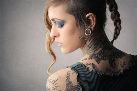tattoo and body piercing history tattoos and piercings history popularity and risks any