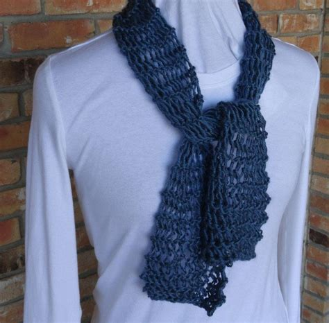 easy knitting patterns scarf easy knit lace scarf by kimberleeg knitting pattern