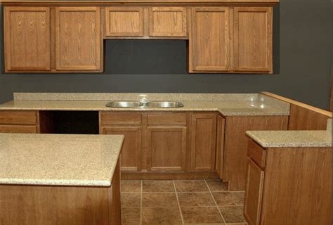 Oak Kitchen Cabinets Oak Kitchen Cabinets Casual Cottage