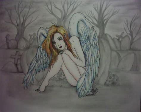 imagenes de angeles llorando sangre www jorgegotico tk dibujos