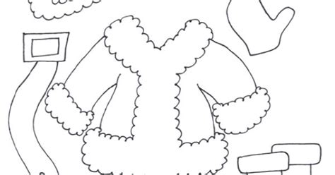 coloring page santa suit christmas coloring pages santa suit de feyter http