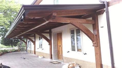 tettoie a sbalzo tettoie a sbalzo in legno