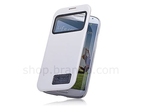 Sale Momax The Smartcase Foldable Stand For Samsung Ga 2006 momax samsung galaxy s4 european style stand view
