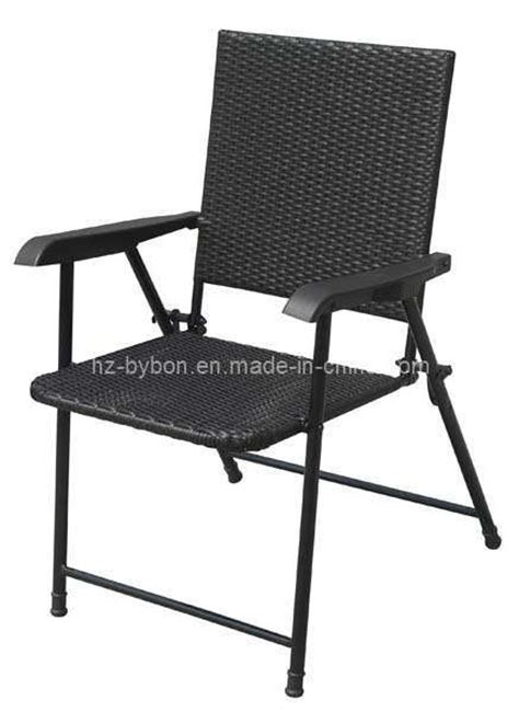 Resin Bistro Chairs China Resin Wicker Folding Bistro Chair C 019 China Folding Chair Wicker Chair