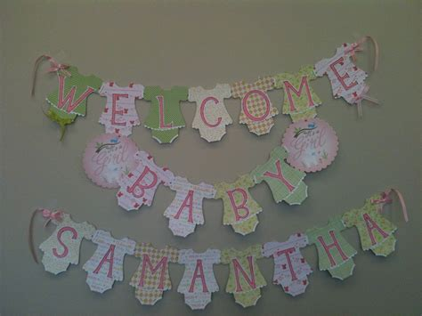 finest baby shower banner concept home gallery image and