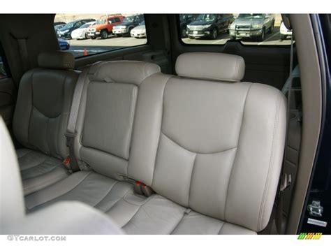 rear seats for suburban 2005 chevrolet suburban 1500 lt 4x4 rear seat photo