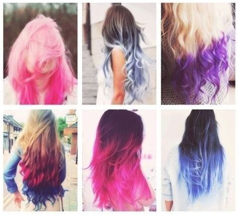 Cute Hairstyles For Dyed Hair | dyed hairstyles ideas and dyed hair tips
