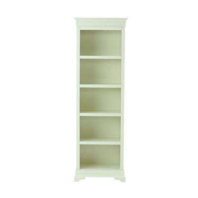 white office bookcase white bookcases home office furniture the home depot