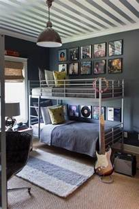 Cool Teenage Bedrooms 30 awesome teenage boy bedroom ideas designbump